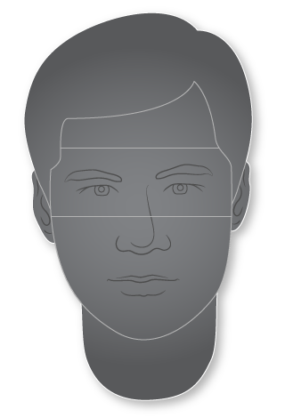 Man Head and Face